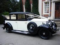 1936 Rolls Royce Landaulette  Wedding car hire