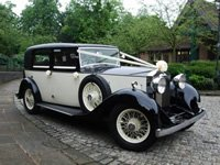 1934 Rolls Royce for hire Sutton Coldfield
