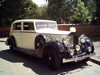 Rolls Royce for hire Sutton Coldfield